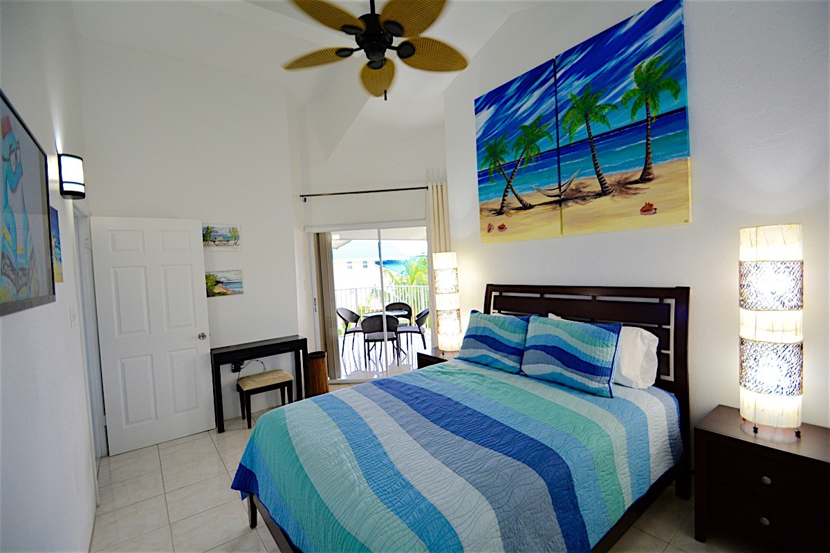 Fantastic room at the Cayman Reef Resort