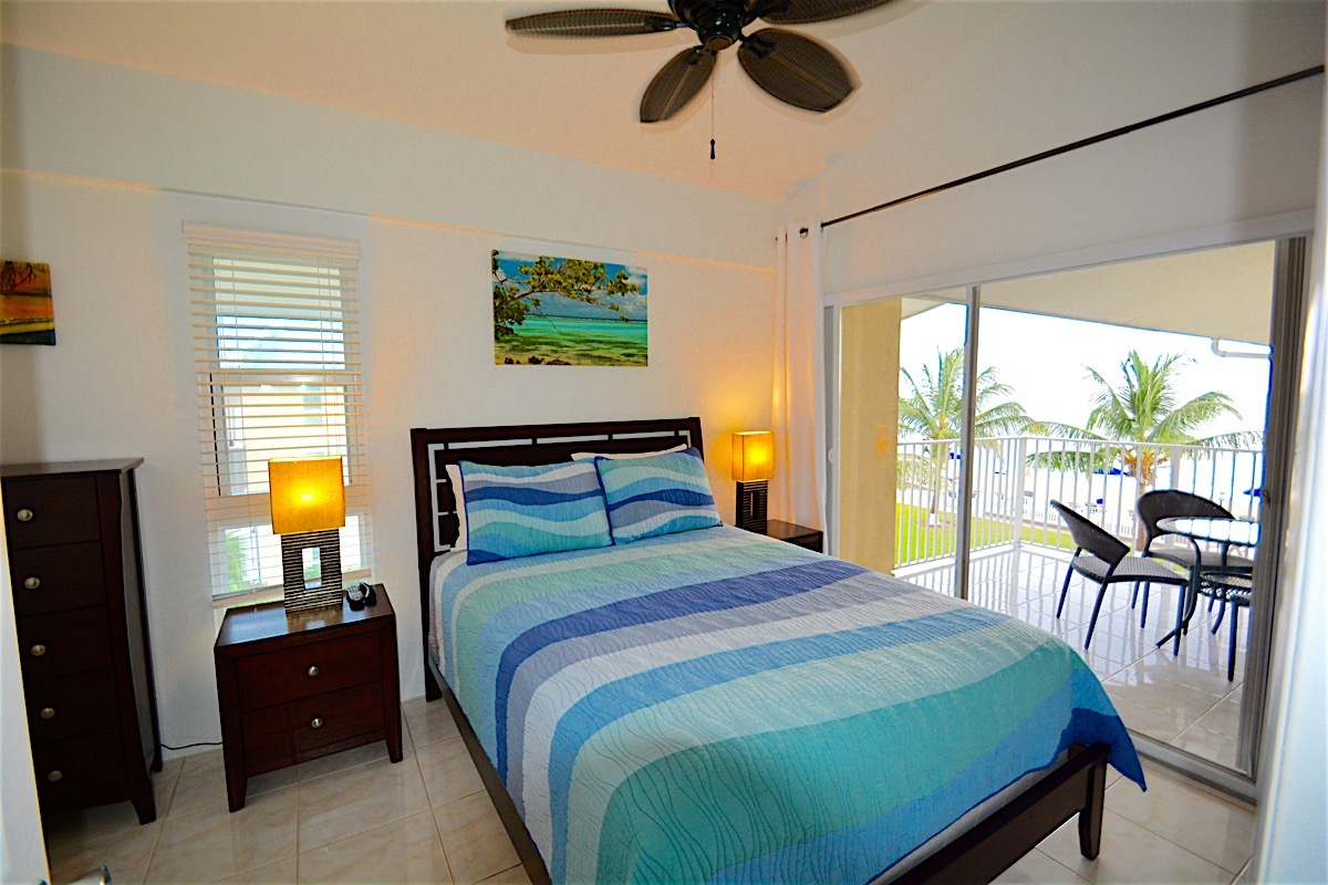 Cayman Reef Resort condo ocean views